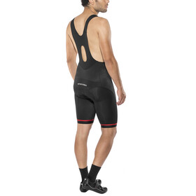 Etxeondo Kom 2 Bib Shorts Men Black/Red